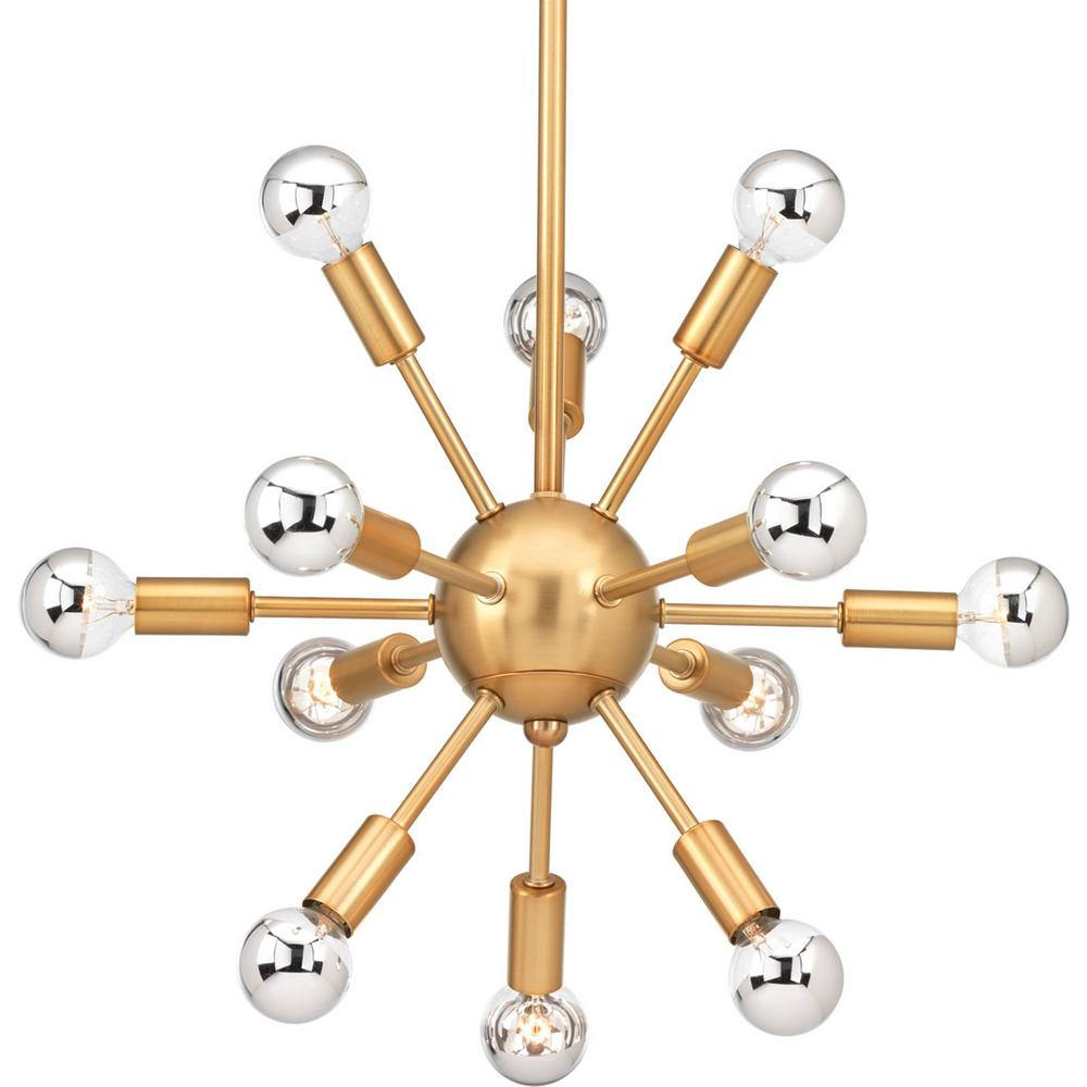progress lighting fiorentino collection forged bronze. progress lighting ion collection 12-light brushed bronze chandelier fiorentino forged l