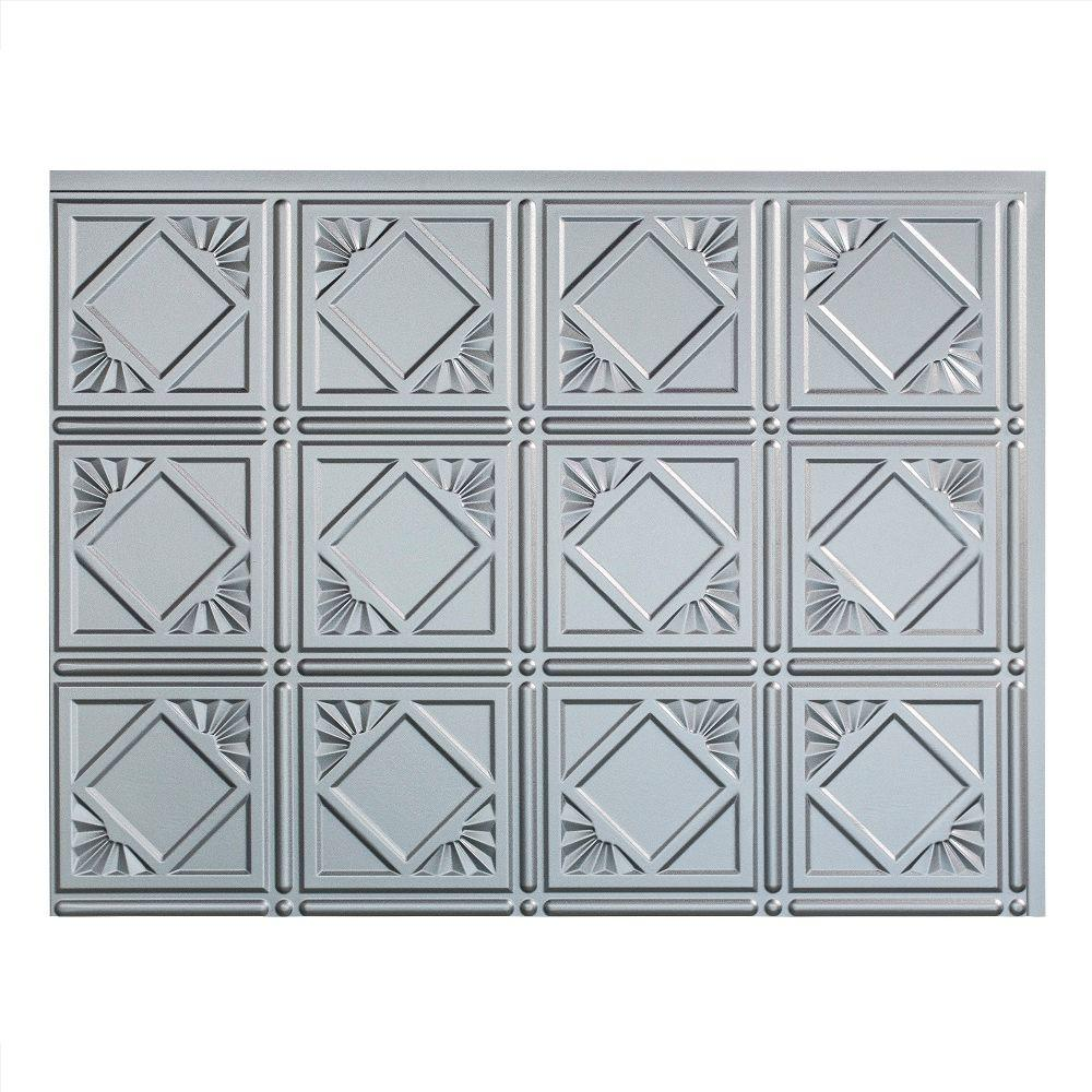Nexus Wall Tiles Vinyl 4 in. x 4 in. Self-Sticking Wall/Decorative ...