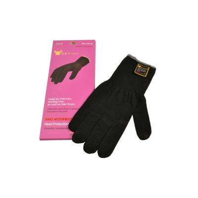Heat Resistant Curling and Ironing Glove