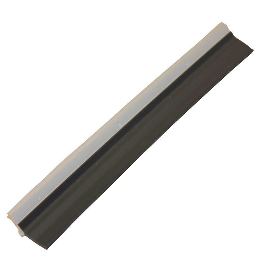 Vinyl Garage Door Weather Strip  sc 1 st  The Home Depot : door weatherstripping - pezcame.com