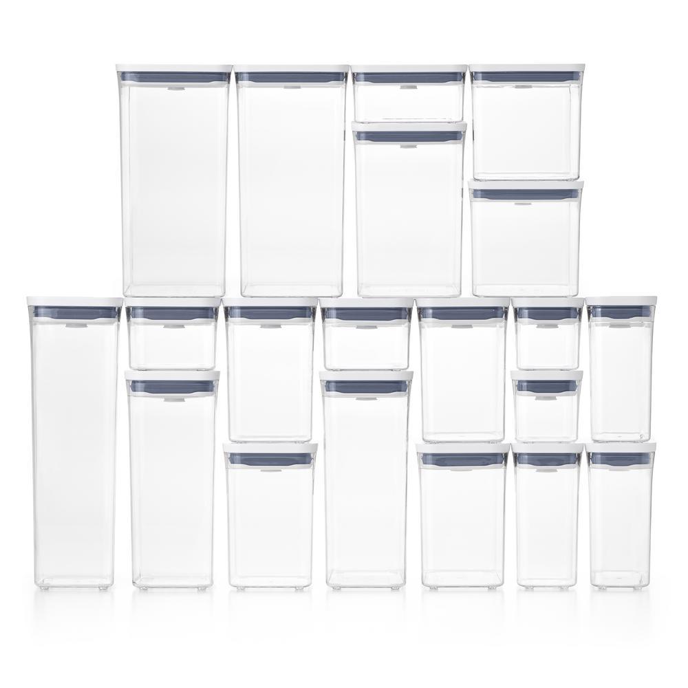 Good Grips 20-Piece POP Container Set