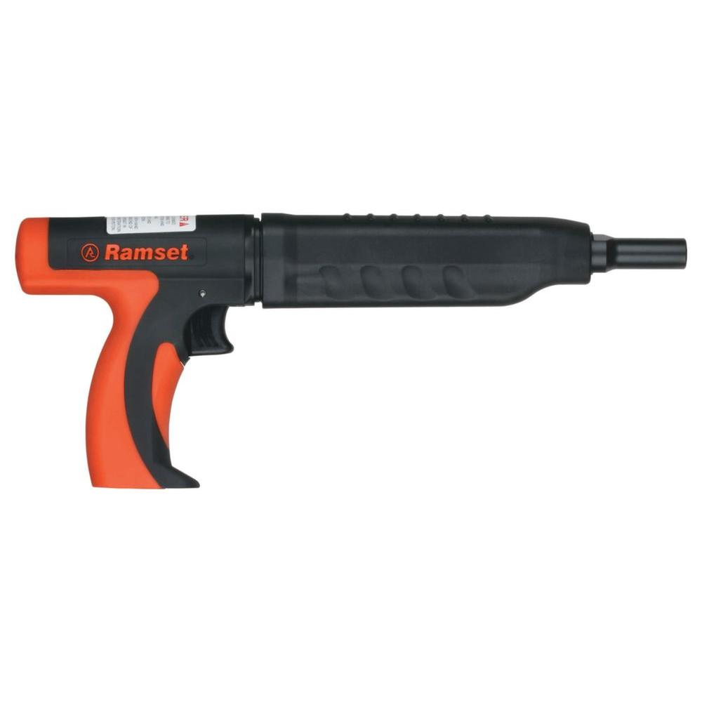 Ramset MasterShot 0.22 Caliber Powder Actuated Tool-40088 - The Home ...