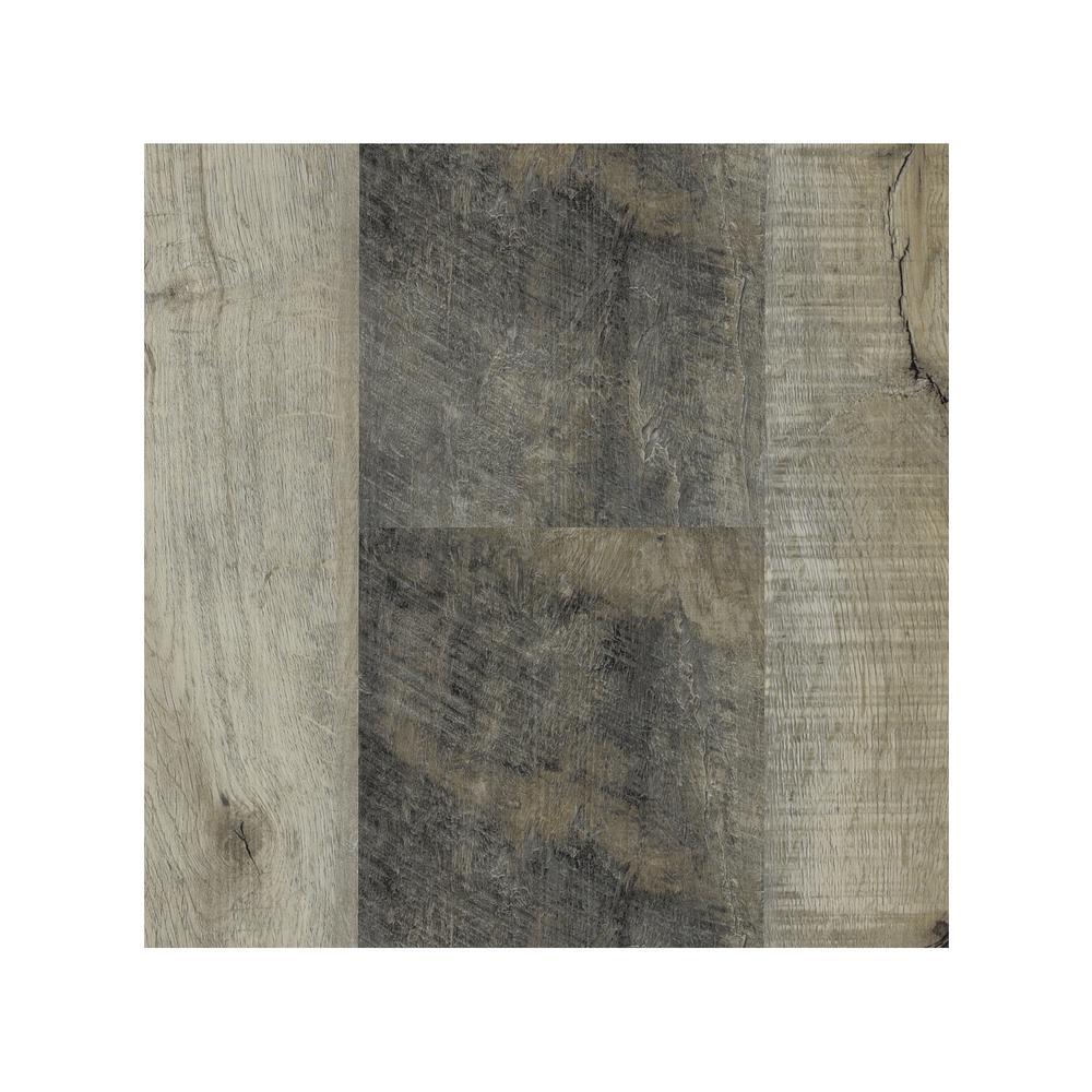 Take Home Sample - Fossil SPC Vinyl Plank 7 in. W x 8 in. L