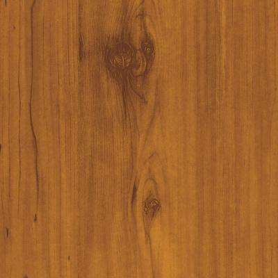 Creative Covering Knotty Pine Wood Adhesive Shelf and Drawer Liner