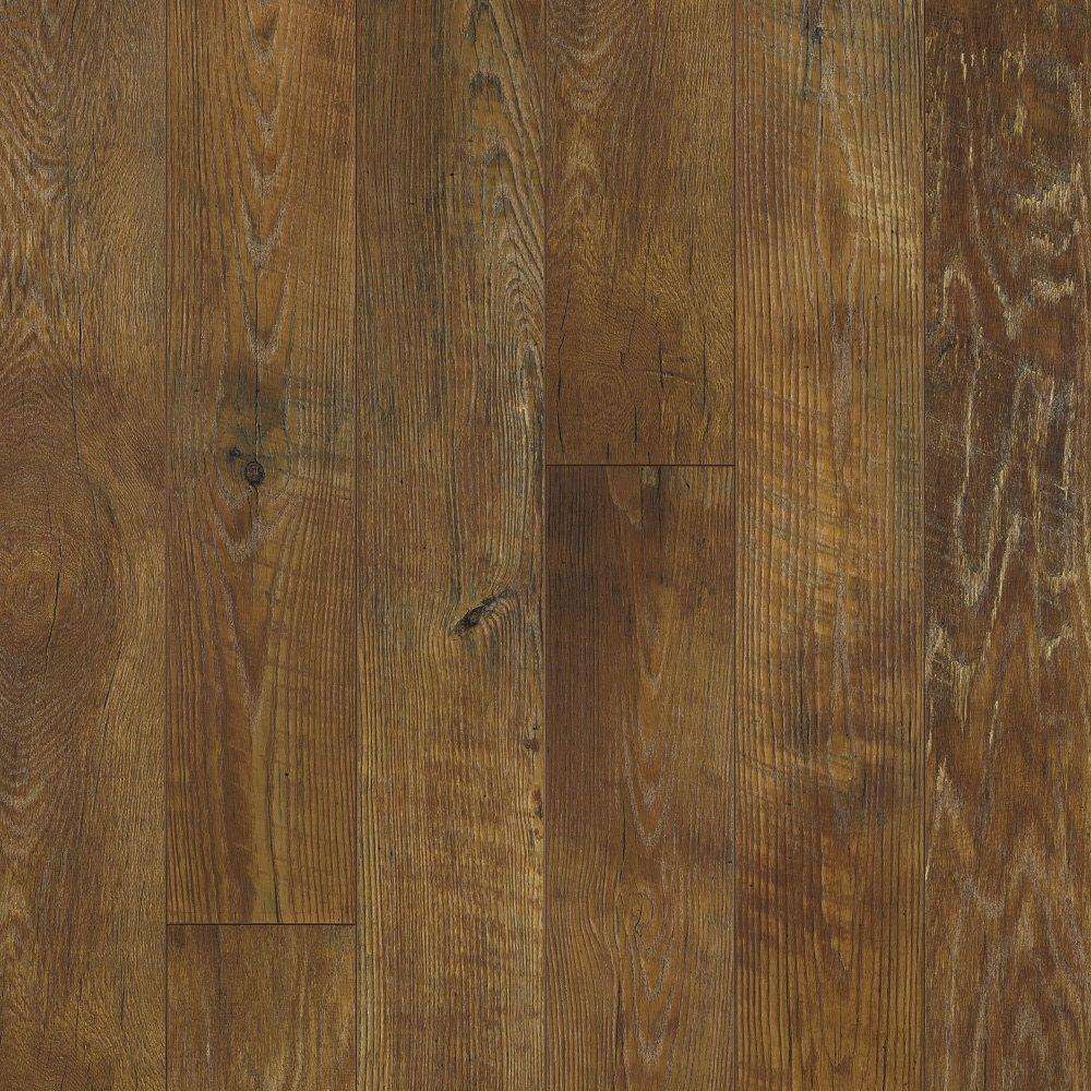 Hampton Bay Country Oak Sundown 12 mm Thick x 6-3/16 in. Wide x 50-1/2 in. Length Laminate Flooring (17.40 sq. ft. / case)