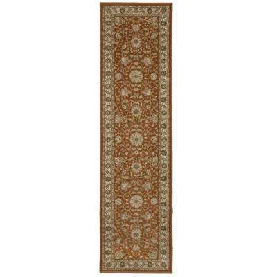 Bursa Leather 1 ft. 11 in. x 7 ft. 6 in. Accent Rug