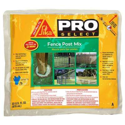 33 fl  oz  Fence Post Mix