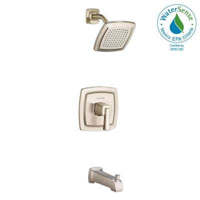 Townsend Single-Handle 1-Spray Tub and Shower Faucet in Brushed Nickel (Valve Sold Separately)