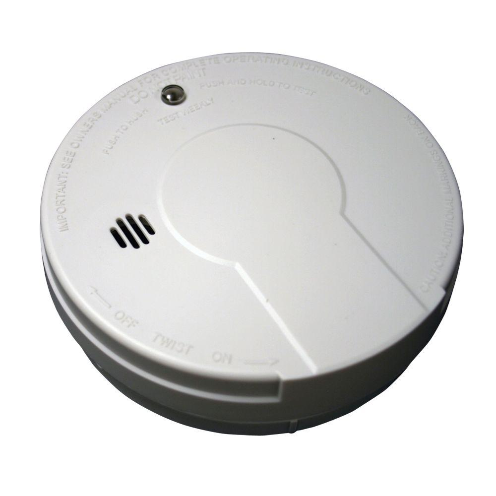 what is a ionization smoke detector