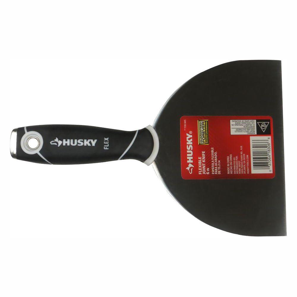 Husky 6 in. Flexible Tape Knife