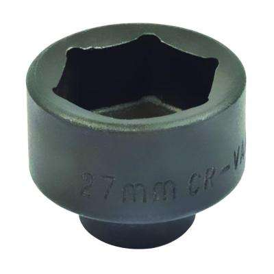 27 mm Oil Filter Socket