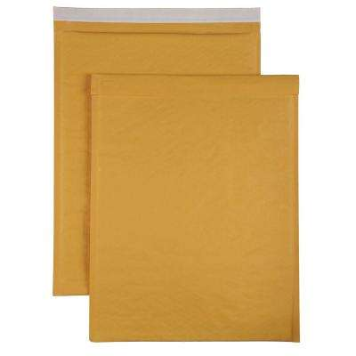 Bubble Cushioned Mailers Size 7 Envelope, Kraft (50-Carton)