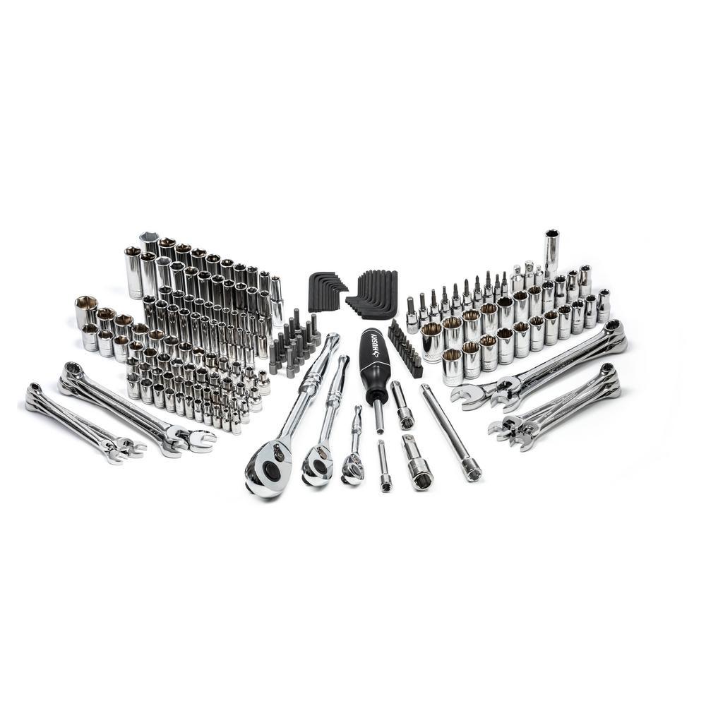 Mechanics Tool Set (194-Piece)