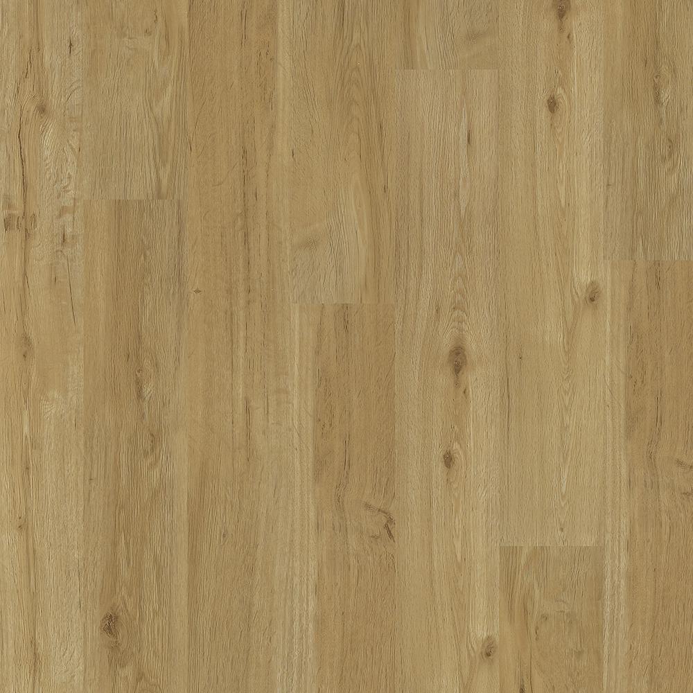 Baja 6 in. x 48 in. Utah Repel Waterproof Vinyl Plank Flooring (23.64 sq. ft. / case)
