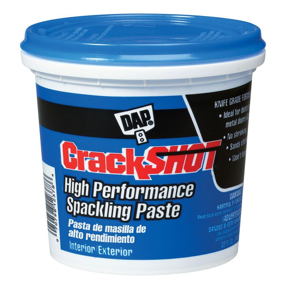 32 oz. Crackshot High-Performance Spackling Paste