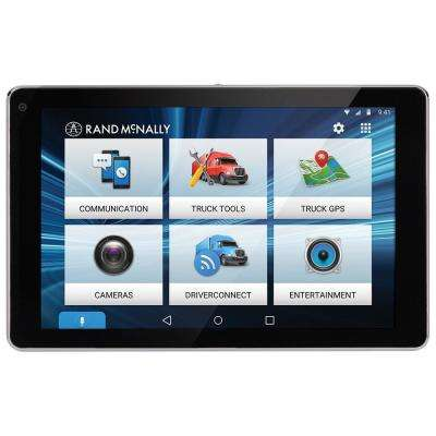 OverDryve 7 Pro Truck Navigation with 7 in. Display, Bluetooth and SiriusXM ready