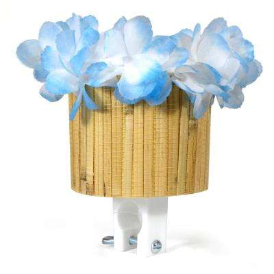 Tiki Cute Cup Bicycle Drink Holder In Blue