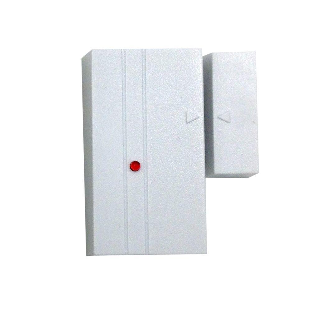 Hampton Bay Wireless Door Entry Sensor Hb 7769 02 The Home Depot
