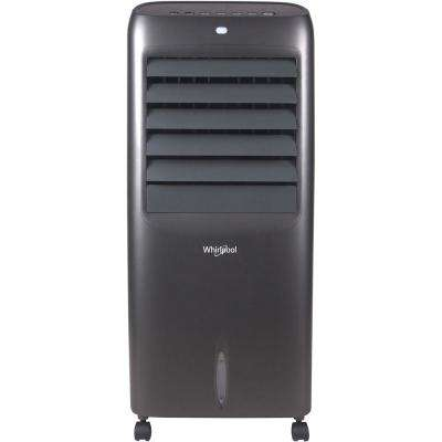 214 CFM 3 Speed Portable Evaporative Air Cooler in Titanium for 425 sq. ft.