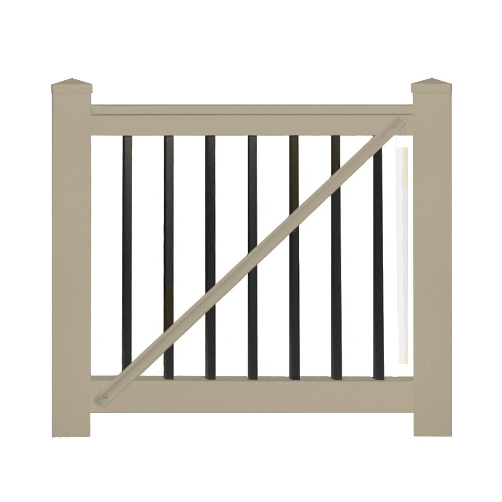 Home depot deck gate kit | Compare Prices at Nextag