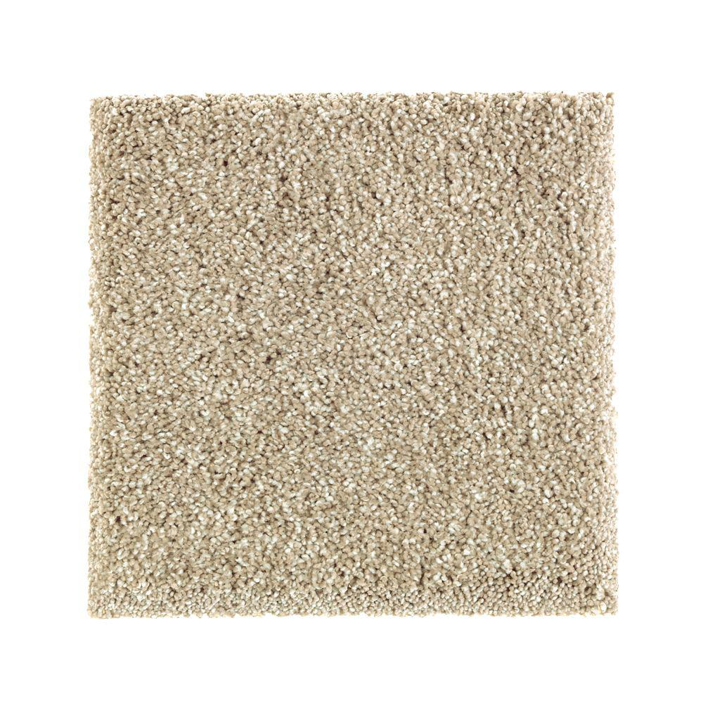 PetProof Whirlwind II - Color Deserted Castle Texture 12 ft. Carpet