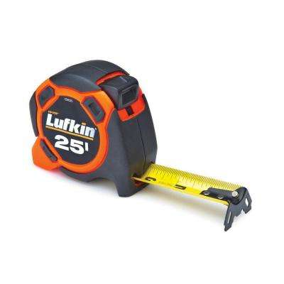 Control 25 ft. Tape Measure
