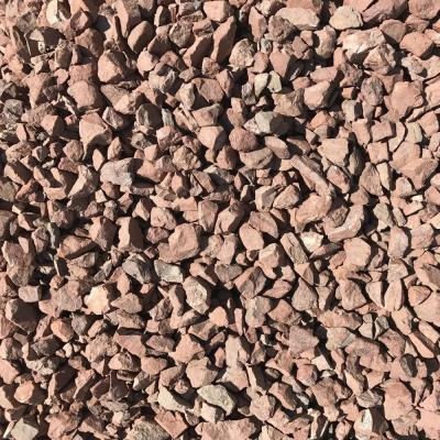 0.50 cu. ft. 40 lbs. 3/4 in. Burnt Sienna Brown Decorative Landscaping Gravel