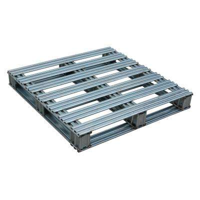 36 in. x 36 in. Galvanized Steel Pallet