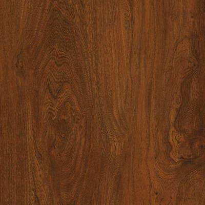 Take Home Sample - Allure Ultra Red Mahogany Luxury Vinyl Flooring - 4 in. x 4 in.