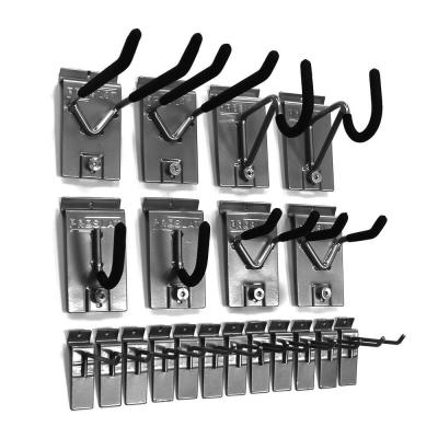 Slatwall Hook Kit (20-Piece)