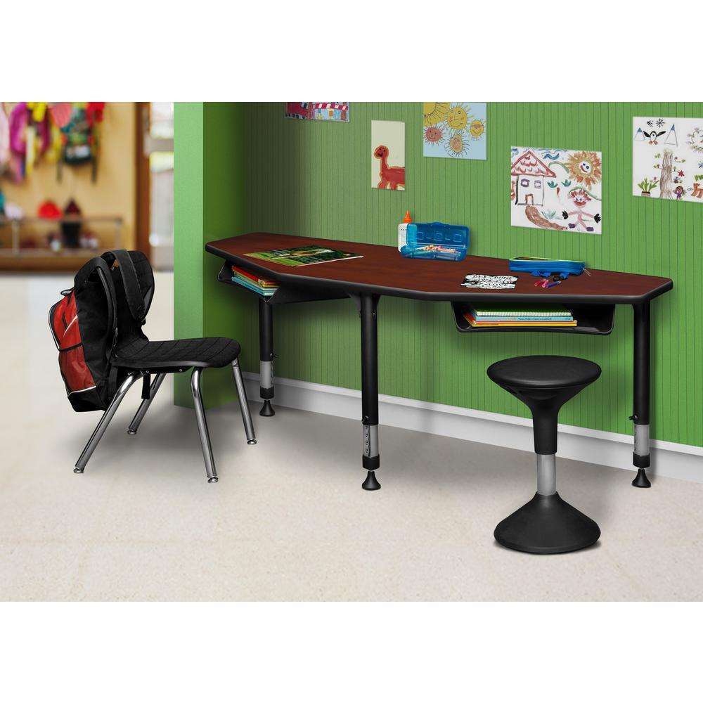 Wood - Cherry - Kids Desk - Kids Desks & Chairs - Kids ...