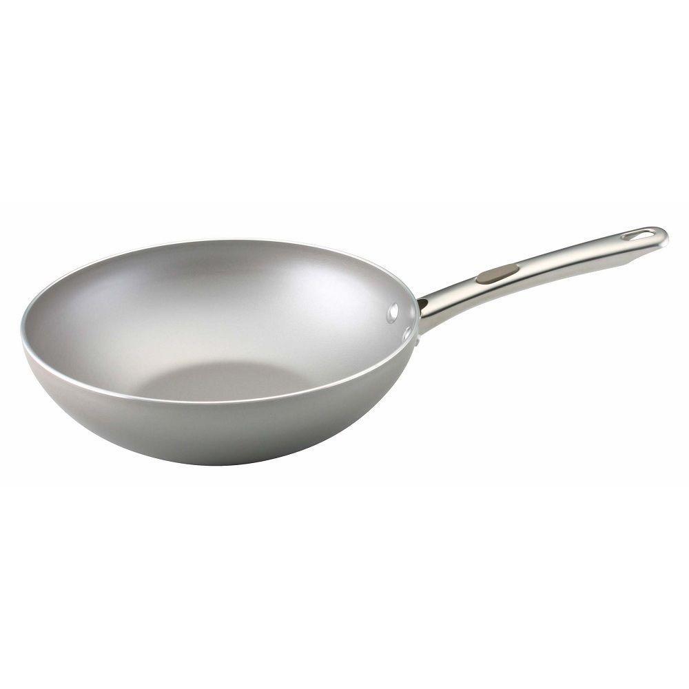 Aluminum Stir-Fry Pan