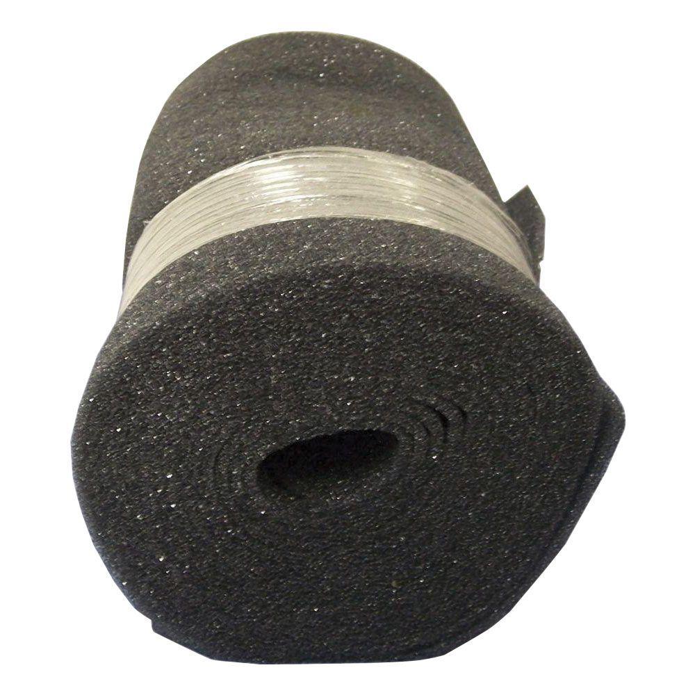 25 in. x 300 in. x 1/2 in. Foam Service Rolle (Case of 1)