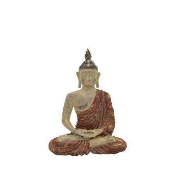 Asian Figurines Buddha Wall Decoration