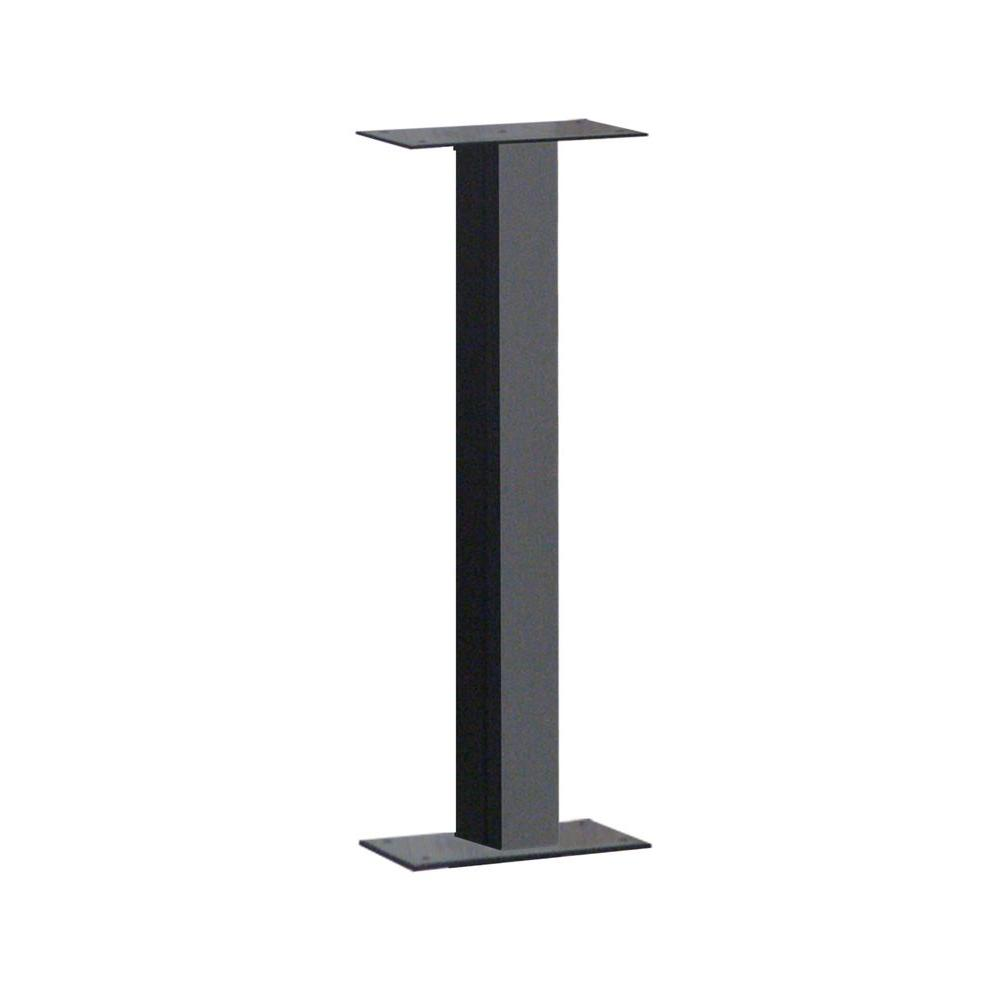 Architectural Mailboxes - 38 in. Steel 1-Mailbox Post in ...