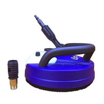 12 in. Twister Patio Cleaner with Integrated Detergent Tank