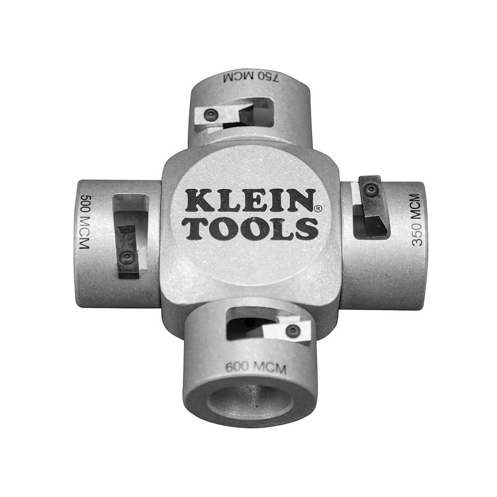 Klein Tools Large Cable Stripper (750-350 MCM)-21050 - The Home Depot