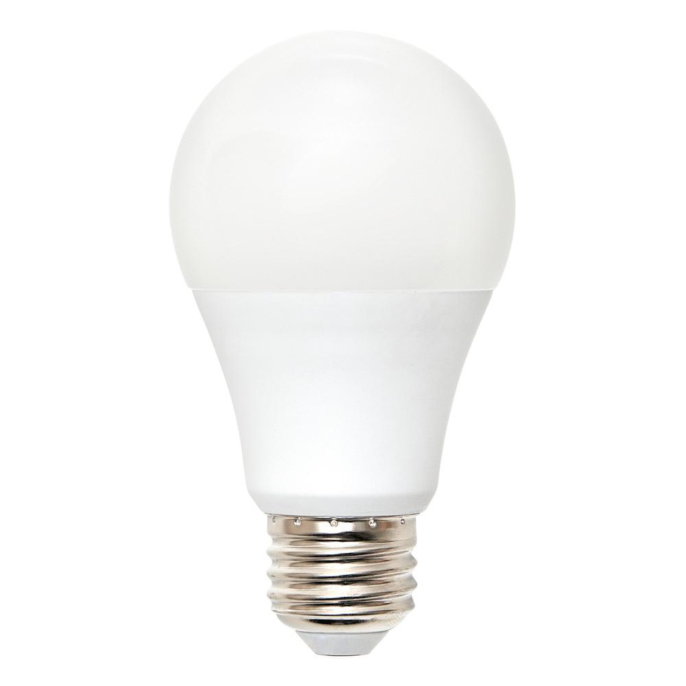 60W Equivalent Daylight A19 Dimmable Awake and Alert LED Light Bulb