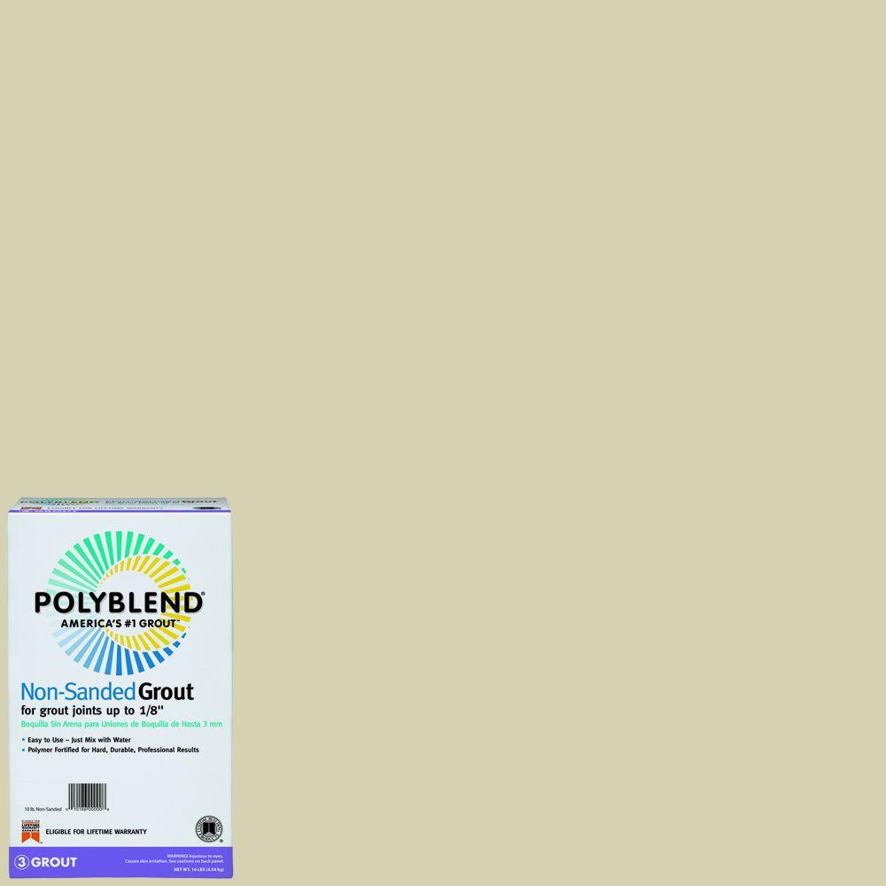 Polyblend #10 Antique White 10 lb. Non-Sanded Grout
