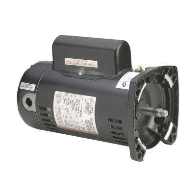 2 HP Single Speed Full Rate Replacement Motor