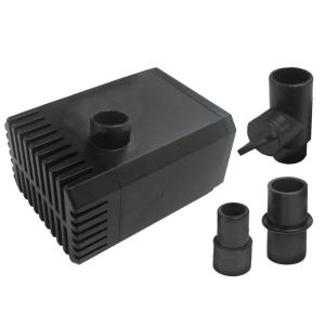 160 GPH Auto Shut-Off Fountain Pump