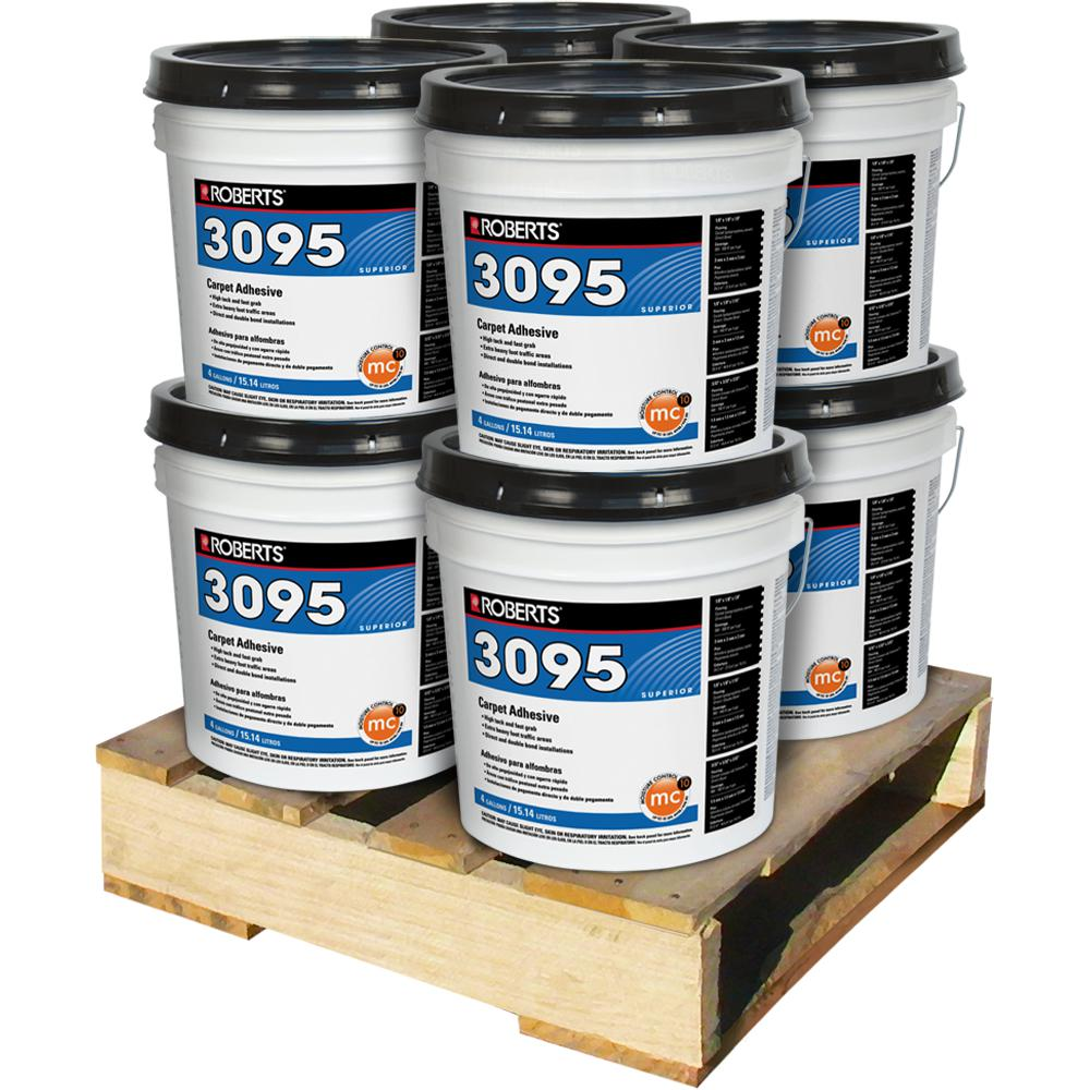 Armstrong s 750 4 gal resilient tile adhesive 00750418 the home superior fast grab carpet glue adhesive 8 pallet dailygadgetfo Choice Image