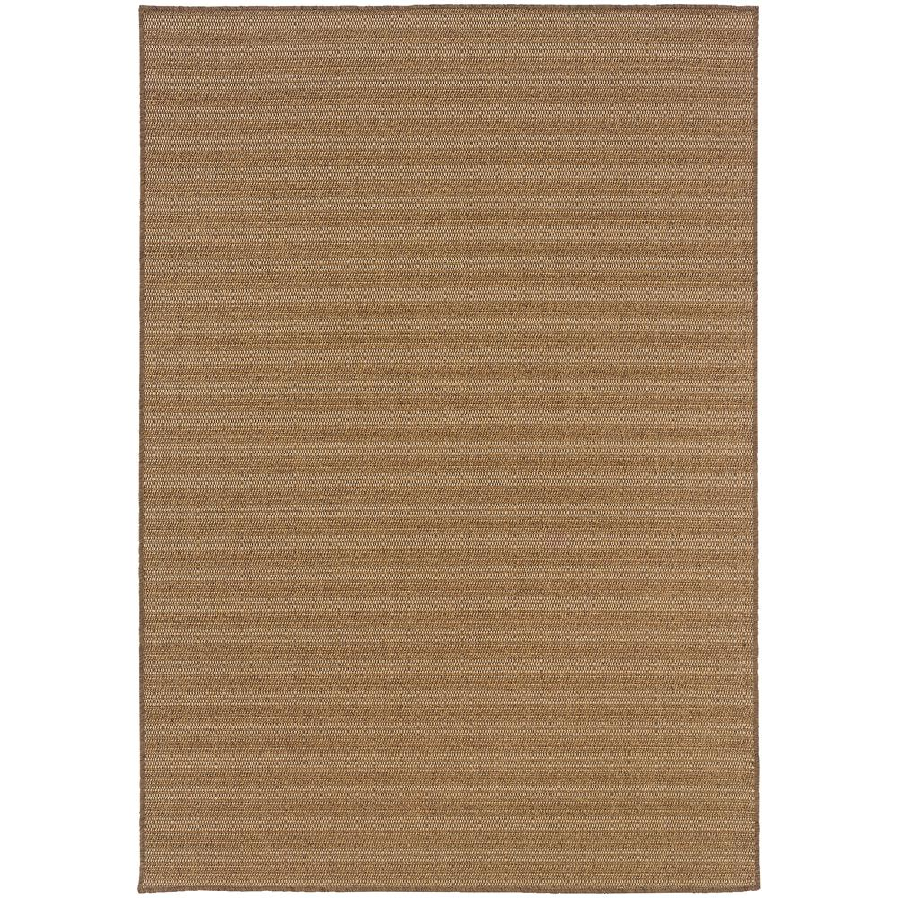 Home Decorators Collection Caicos Tan 6 Ft 7 In X 9 Ft 6