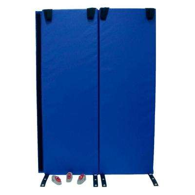 DIY Indoor Climbing Wall Safety Mat