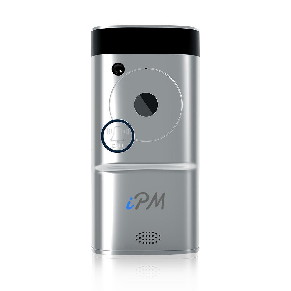 Apex Smart Door Bell, Silver
