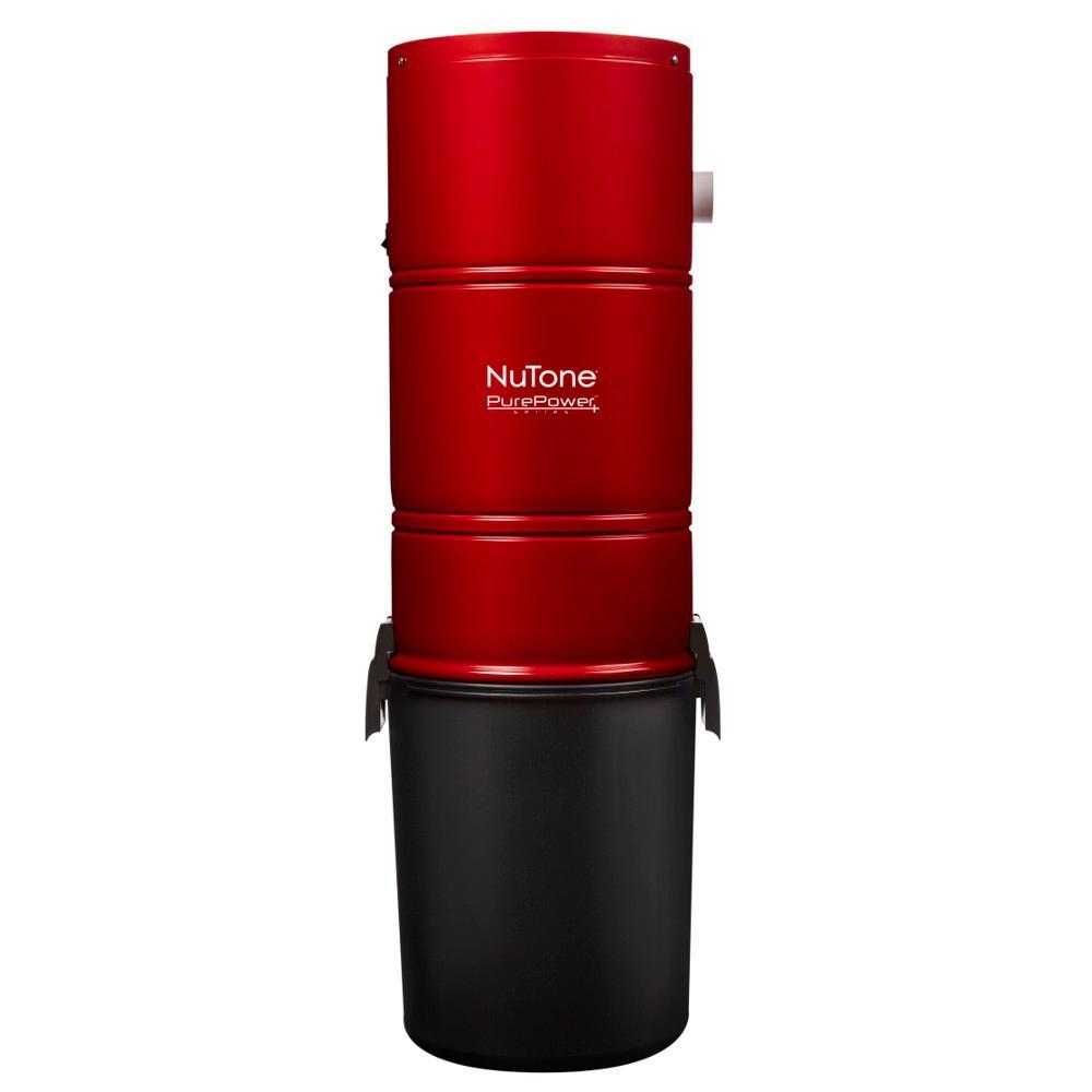 PurePower 650 Air Watts Central Vacuum