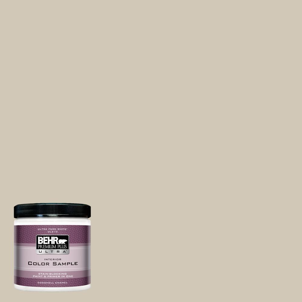 behr premium plus ultra 8 oz 750c 3 sandstone cliff. Black Bedroom Furniture Sets. Home Design Ideas