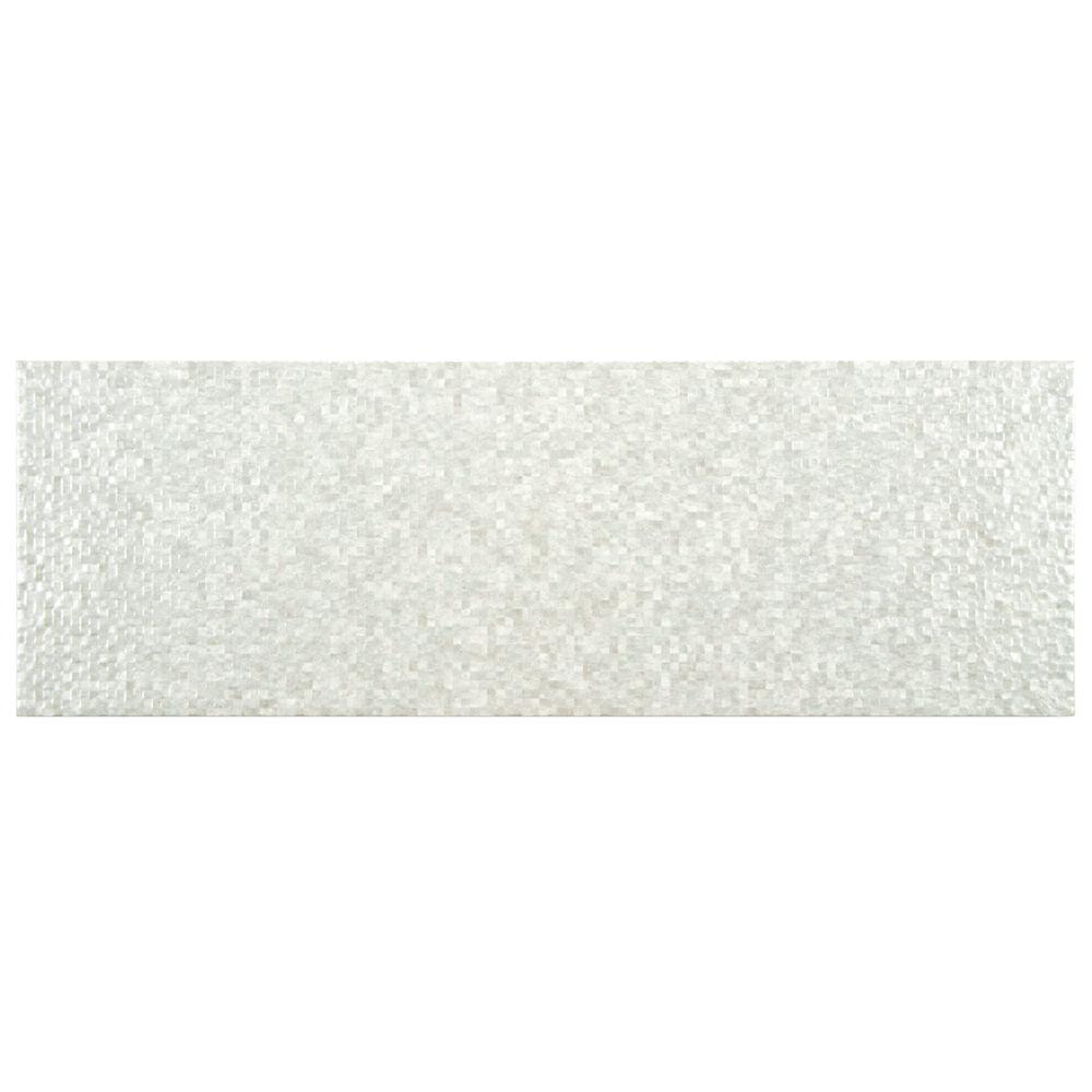 Maya Perla 8 in. x 24 in. Ceramic Wall Tile (11.88 sq. ft. / case)