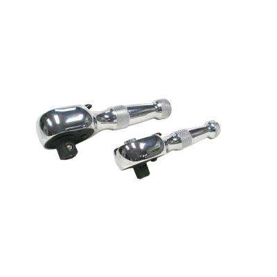 1/4 in. Drive and 3/8 in. Drive Little Ratchet Set (2-Piece)