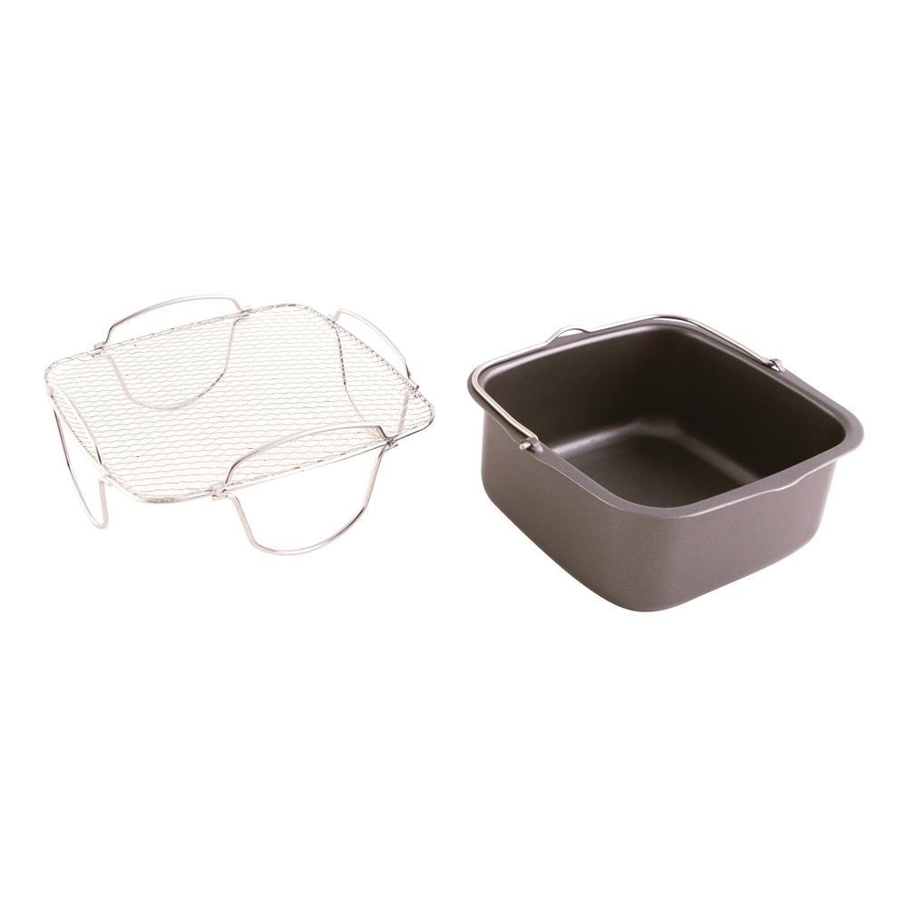 NuWave 3 Qt. Brio Gourmet Accessory Kit-36223 - The Home Depot